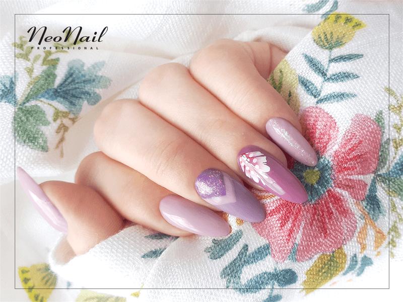 Romantyczny manicure