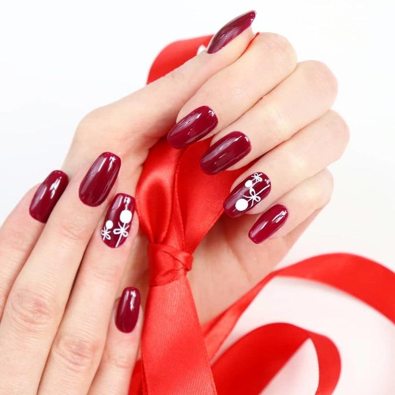 Świąteczna czerwień