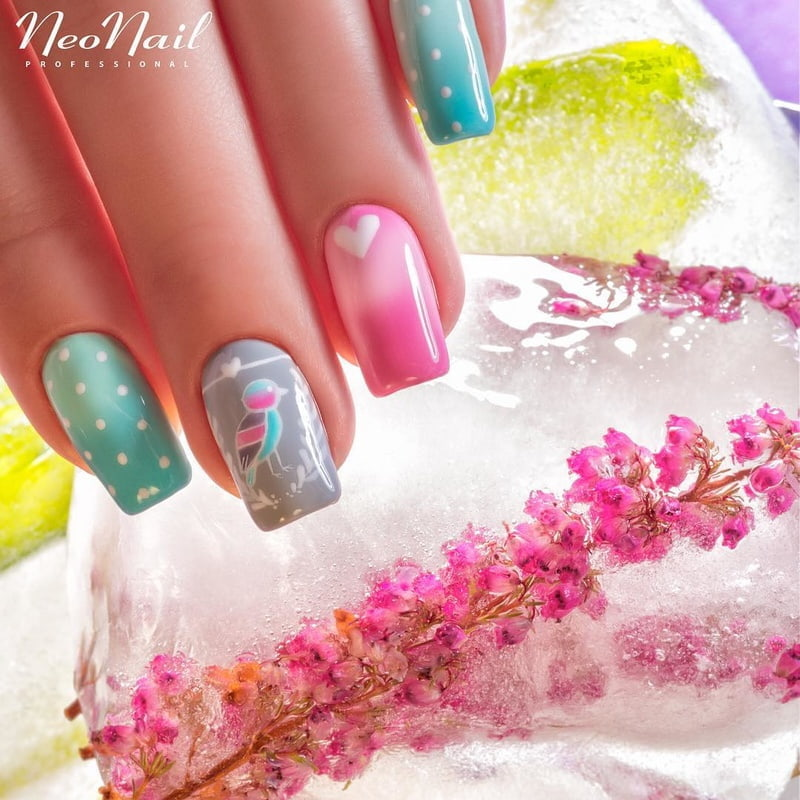 Pastelowa wiosna