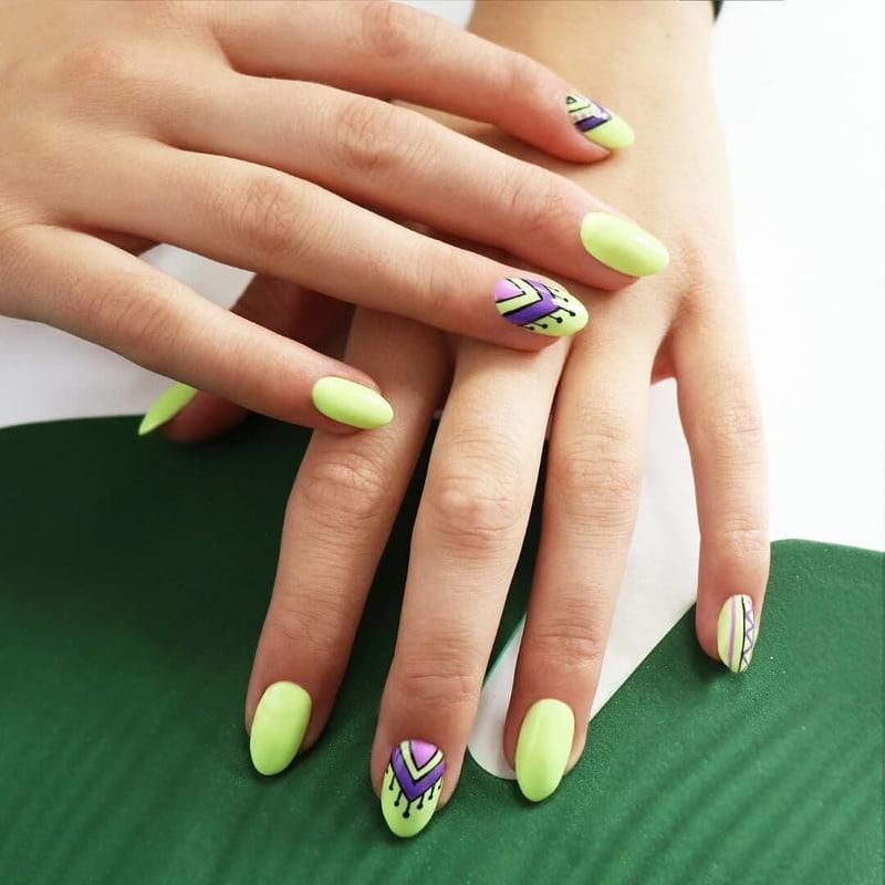 Aztecki Manicure