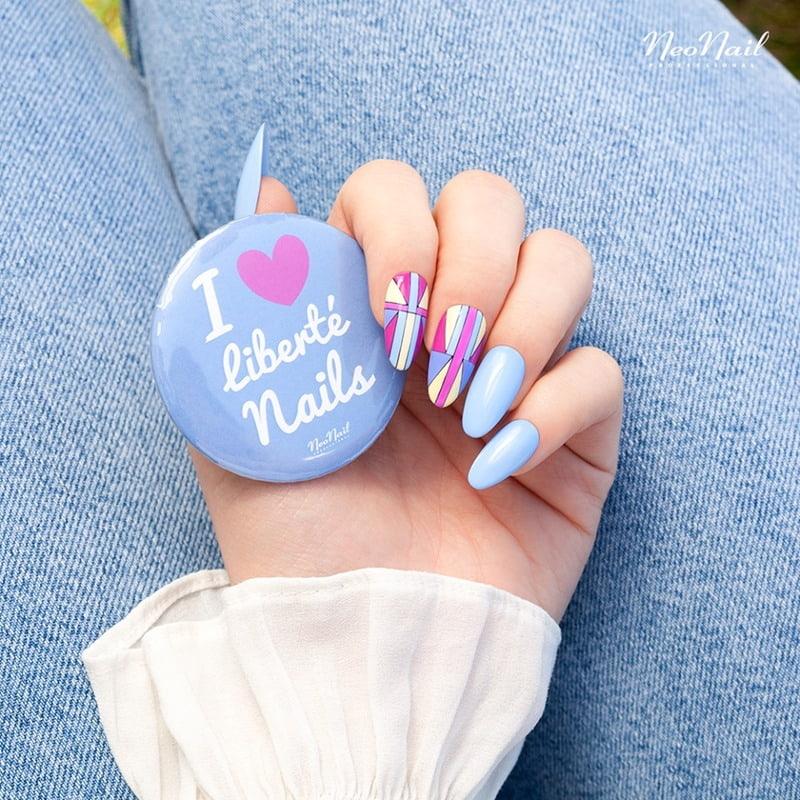I love liberte nails!
