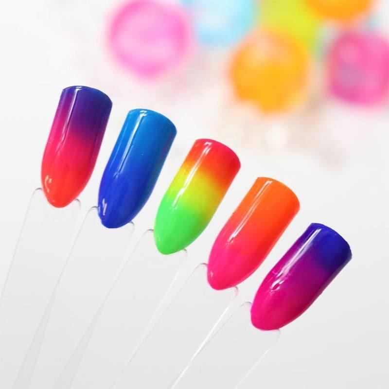 Kolorowe wyzwanie NEONAIL Girls!