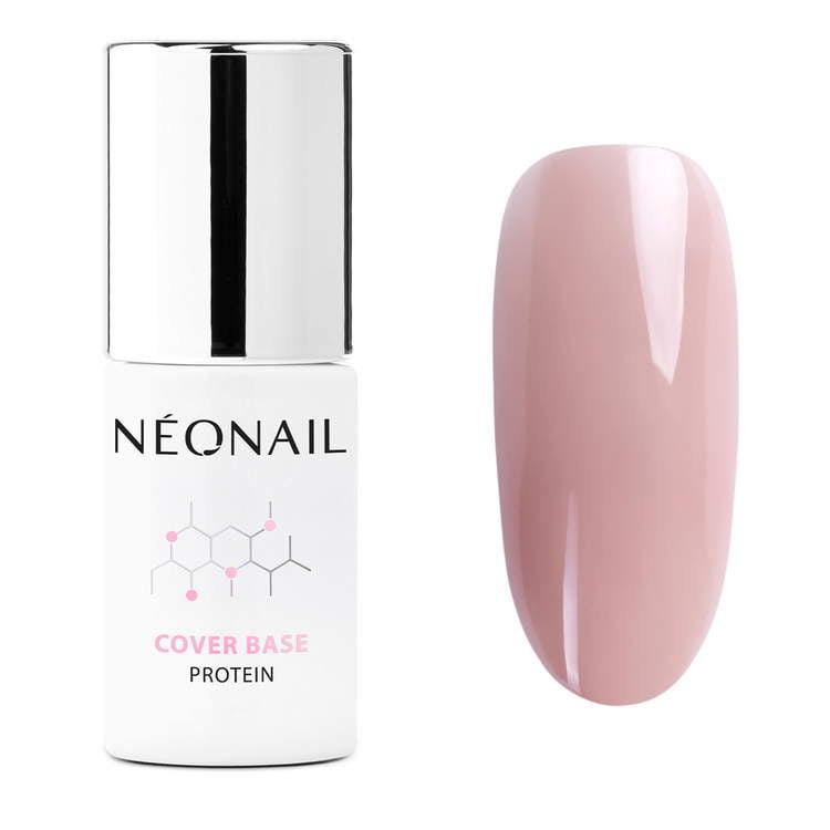 Baza hybrydowa Cover Base Protein Natural Nude 7,2 ml