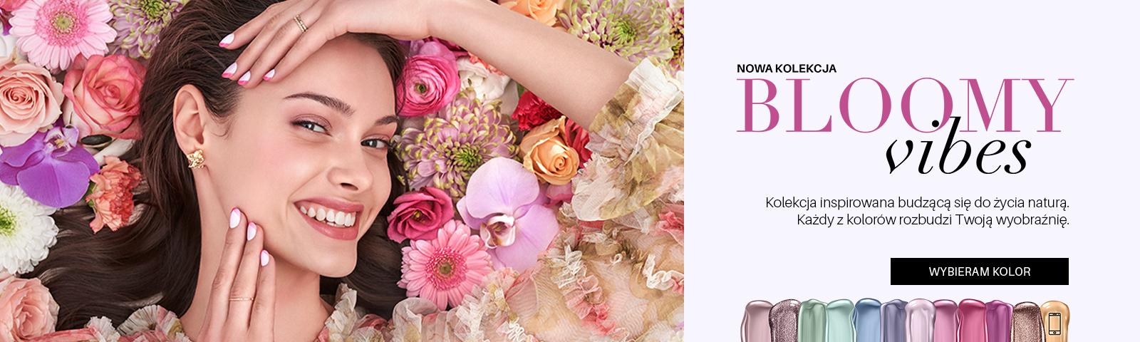 Bloomy Vibes Poczuj wiosnę z NEONAILOdkryj kolekcję BLOOMYvibes  WIOSNA