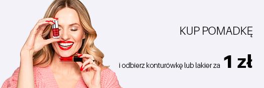 NMU Pomadka + konturówka lub lakier klasyczny za 1 zł