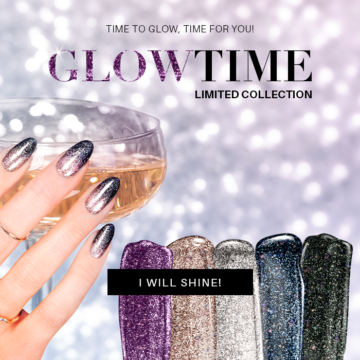 Glow Time Collection TIME TO GLOW!