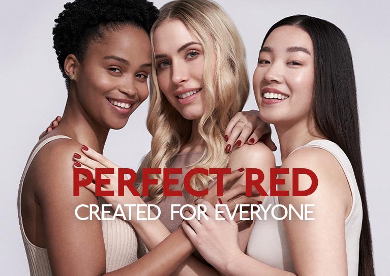 Perfect Red Poznaj perfekcyjny odcień Perfect Red  BĘDZIE MÓJ!