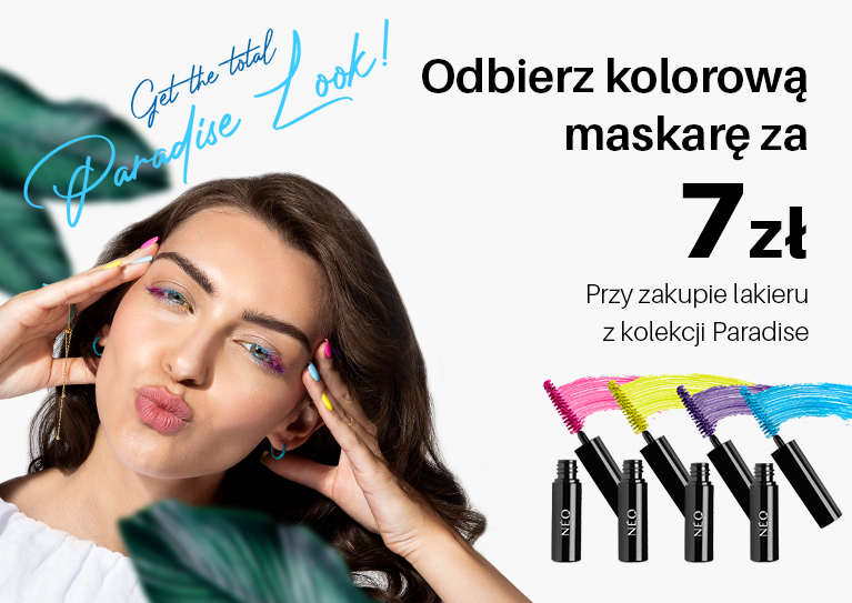 catch color mascara NOVELTY! CATCH COLOR MASCARA IN PARADISE SHADES!  I WANT IT!