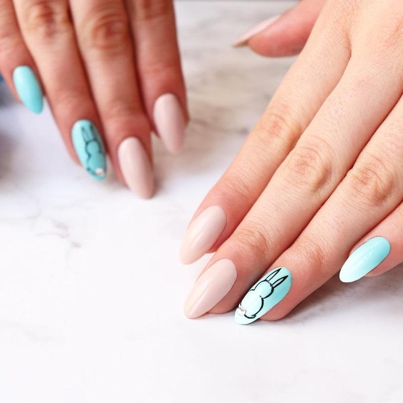 Wielkanocny Manicure Neonail