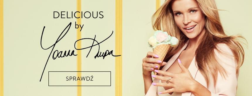 Pyszne nowości na lato 2017 – kolekcja Delicious by Joanna Krupa