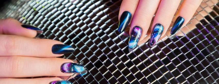 Galaktyczny manicure