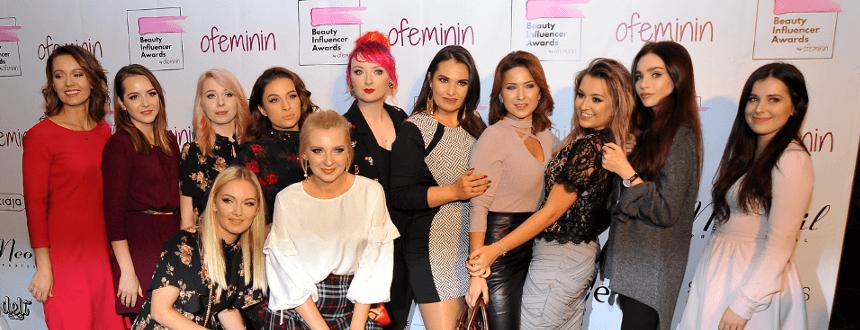Beauty Influencer Awards by ofeminin powered by NeoNail