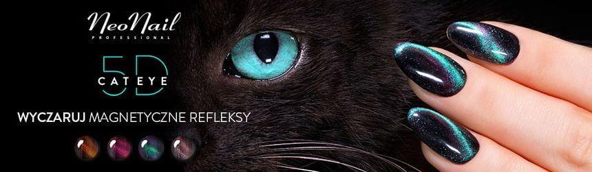 Snake Skin i NeoNail Professional Cat Eye 5D