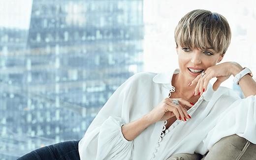 Kasia Sokołowska wybrała trwały manicure od NeoNail
