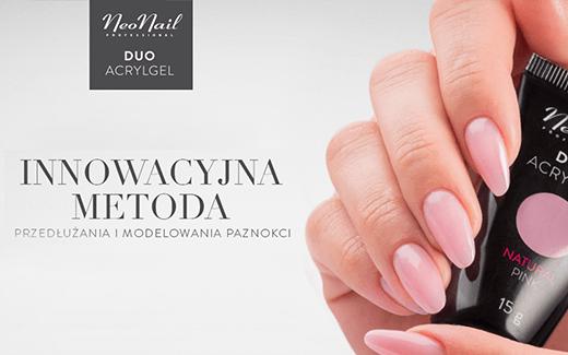 Duo AcrylGel - Twój sposób na piękne i długie paznokcie