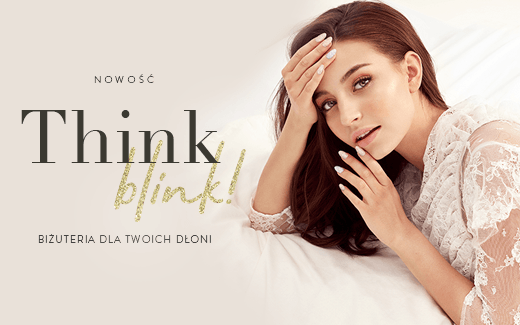 THINK BLINK! – szlachetna biżuteria dla dłoni