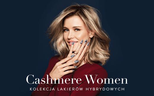 Cashmere Women — siedem nowych odcieni idealnych na sezon jesień-zima 2018