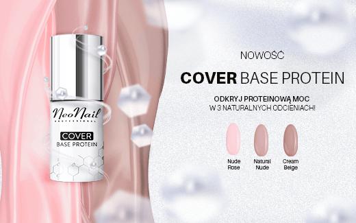 Cover Base Protein - nowość, która Cię oczaruje!