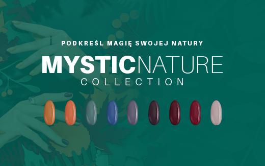 Lakiery hybrydowe na jesień 2019 – Mystic Nature