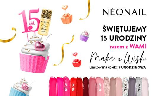 NEONAIL świętuje 15. urodziny!