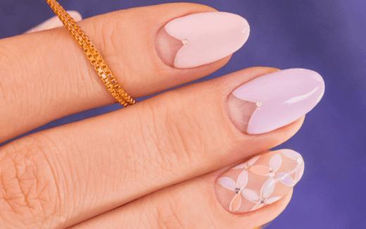 Jak uratować złamany paznokieć pod hybrydą?