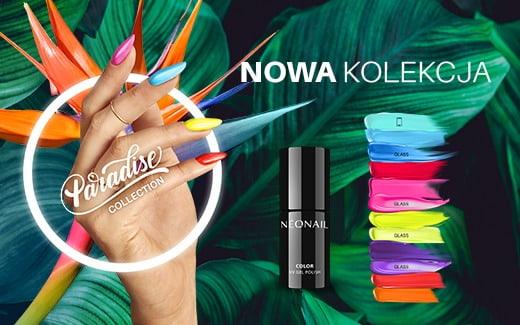 Wakacyjne stylizacje paznokci dzięki nowościom w NEONAIL, sprawdź czym jest kolekcja Paradise oraz Top Crush!