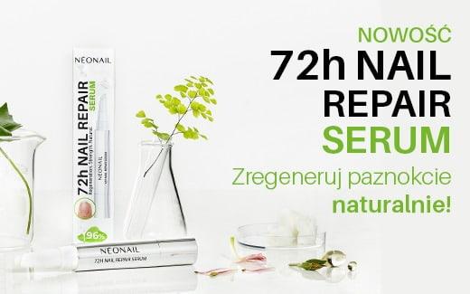 Akcja regeneracja, czyli serum intensywnie regenerujące dla paznokci 72H Nail Repair Serum
