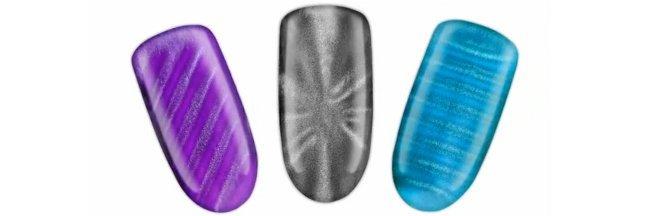 Manicure magnetyczny krok po kroku