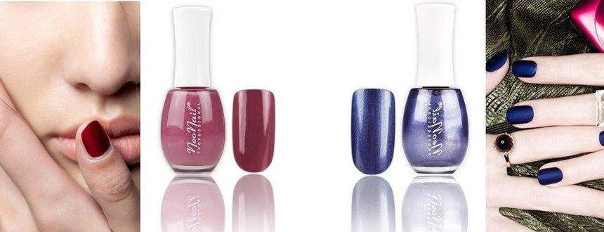 Najmodniejsze kolory lakierów do paznokci na jesień 2012