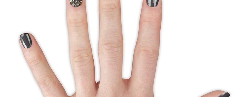 Kawior i szkło na paznokciach? Taki efekt tylko z NeoNail