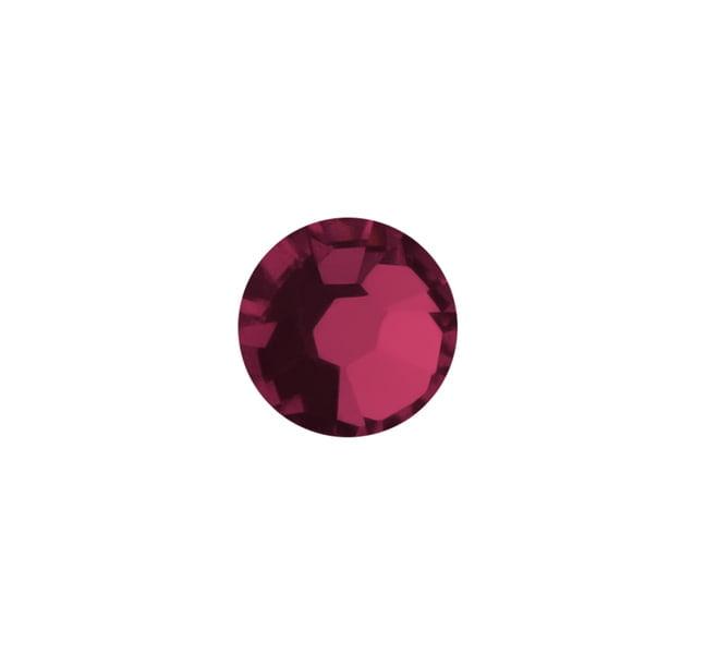 CYRKONIE SWAROVSKI SS5 - Ruby 501 - 50szt. do zdobień na paznokciach