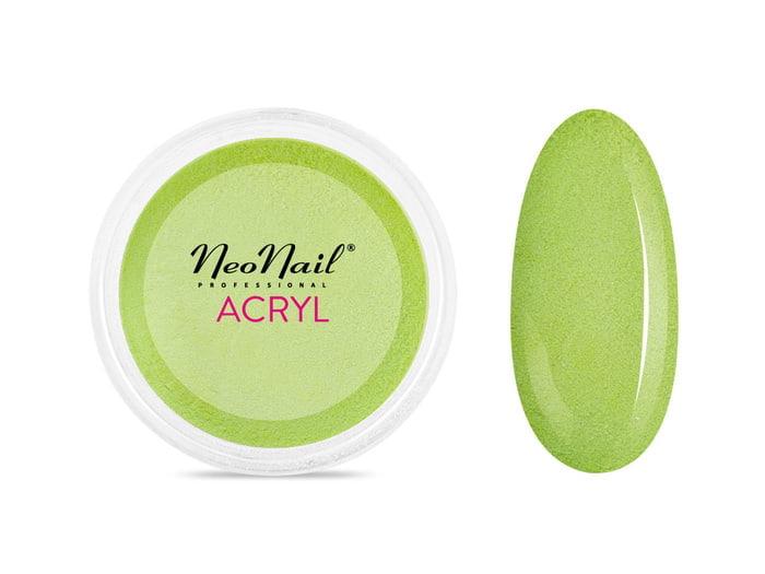 Proszek akrylowy 5 g - soczysta zieleń do manicure
