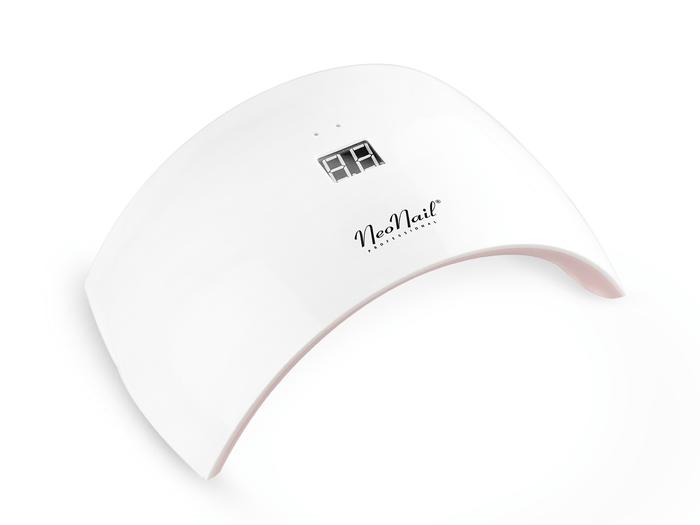 Lampa LED 24W z LCD do manicure hybrydowego