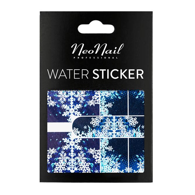 Naklejki wodne Water Sticker do zdobienia paznokci