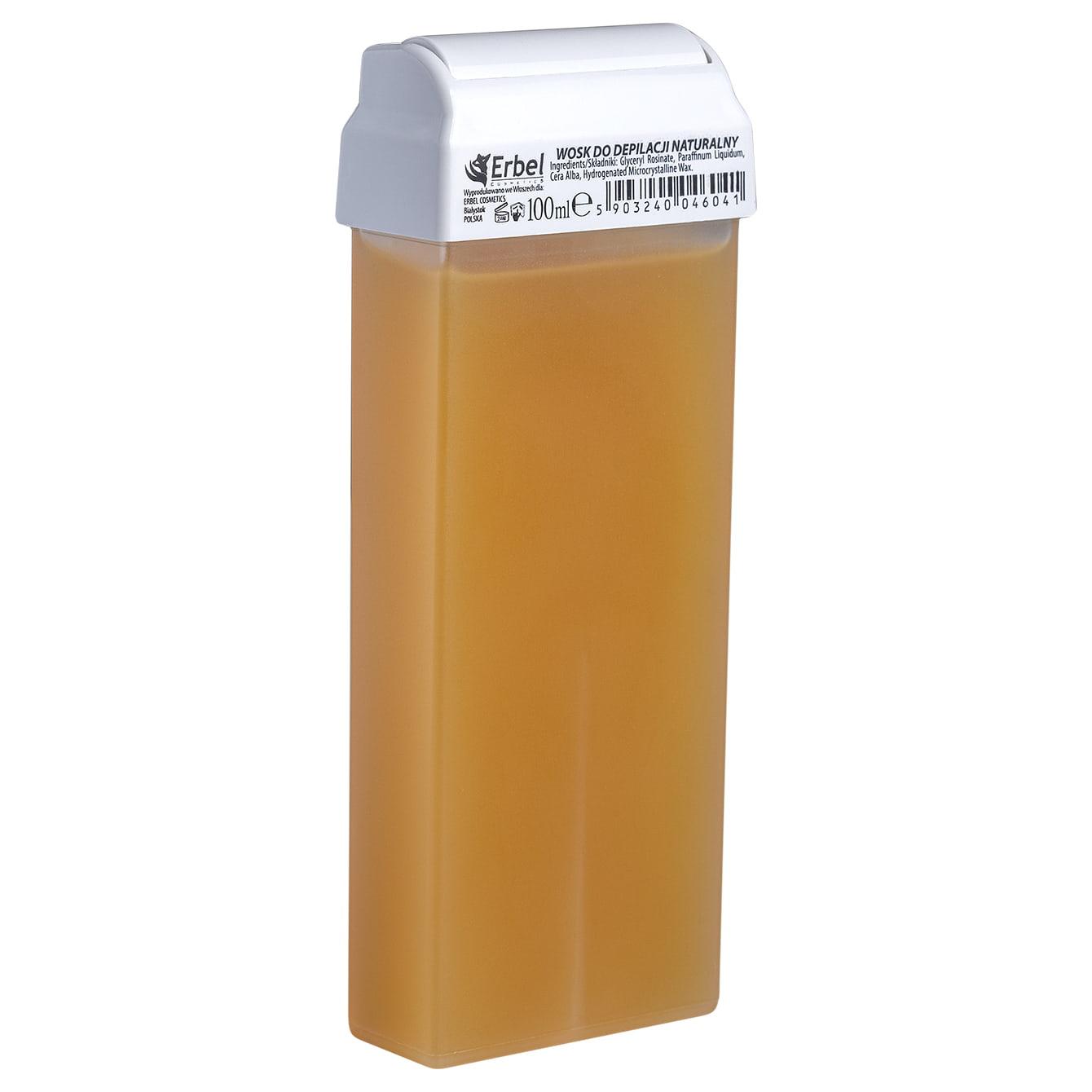 Wysokiej jakości wosk w aplikatorze - Naturalny
