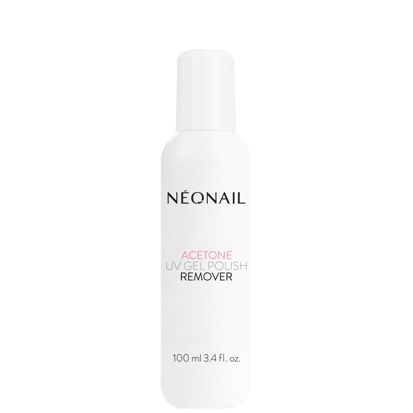 Acetone UV Gel Polish Remover - Aceton 100 ml do usuwania manicure hybrydowego