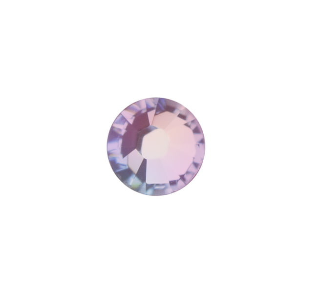 CYRKONIE SWAROVSKI SS5 - Crystal 001 AB - 20 szt. do zdobień na paznokciach