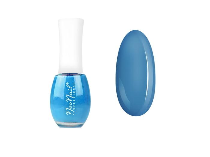 Lakier klasyczny niebieski NeoNail 15 ml