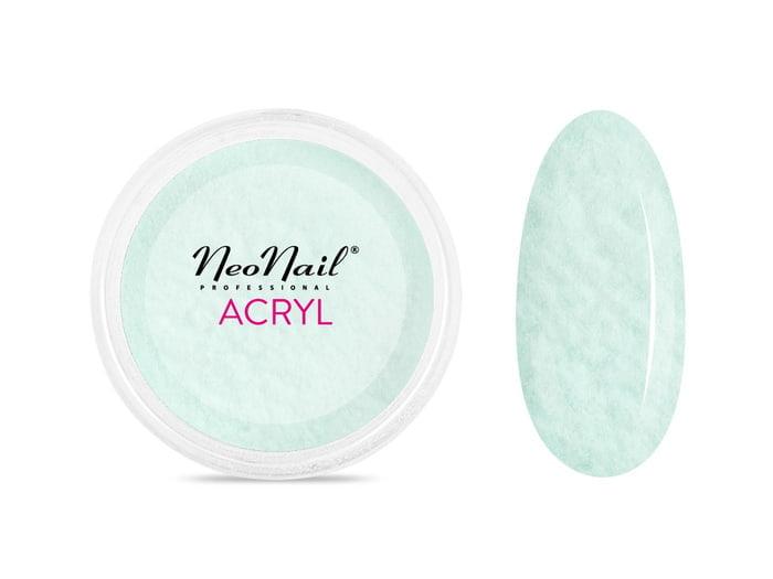 Proszek akrylowy 5 g - pastelowa mięta do manicure