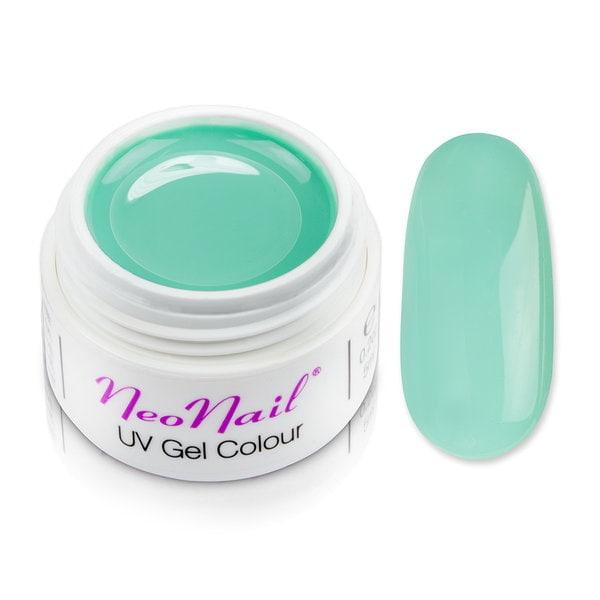 Żel kolorowy basic 5 ml Pastel - Dark Mint do manicure