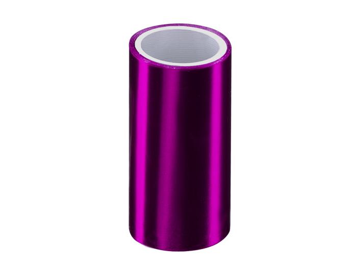 Folia transferowa / hologramowa różowa