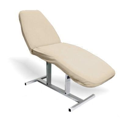 Pokrowiec frotte na fotel kosmetyczny - Cappucino do gabinetów