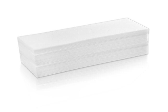 Wysokiej jakości Paski do depilacji Erbel 150 szt.