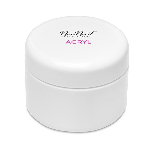 Proszek akrylowy 15 g - Medium Pink do manicure