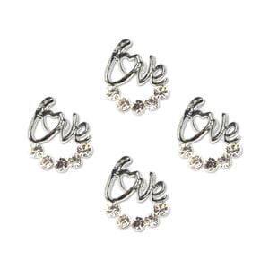 Ozdoby metalowe do stylizacji paznokci