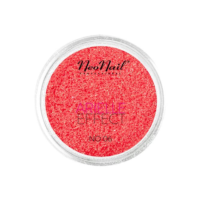 pyłek do stylizacji paznokci Arielle Effect - Orange