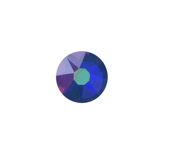 CYRKONIE SWAROVSKI SS5 - Crystal Meridian Blue 001 MBL do zdobienia paznokci