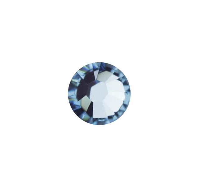CYRKONIE SWAROVSKI SS5 - Light Sapphire 211 - 50szt do zdobień na paznokciach.