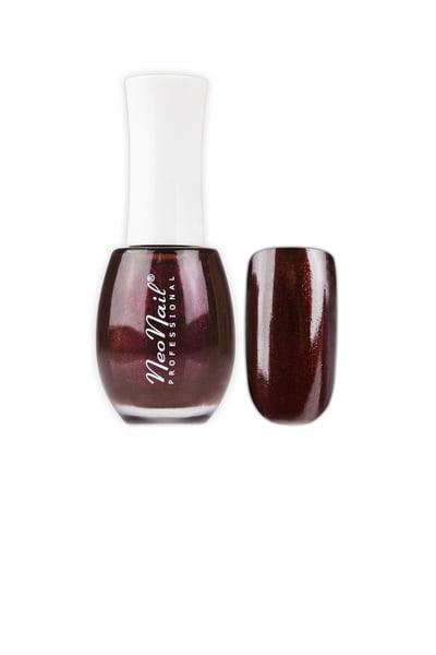 Lakier klasyczny brązowy NeoNail 15 ml
