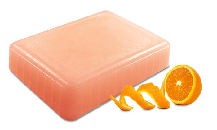 Parafina 500 g Pomarańcza do pielęgnacji dłoni